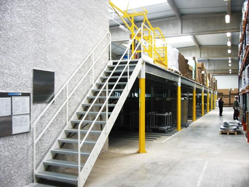 Escalier Industriel Escaliers Metalliques
