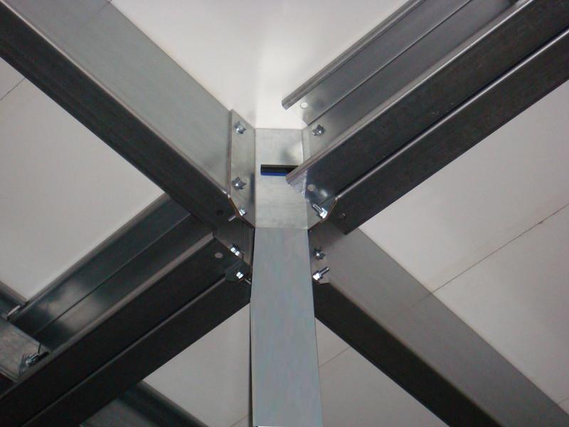 mezzanine loft plateforme m tallique appartement. Black Bedroom Furniture Sets. Home Design Ideas