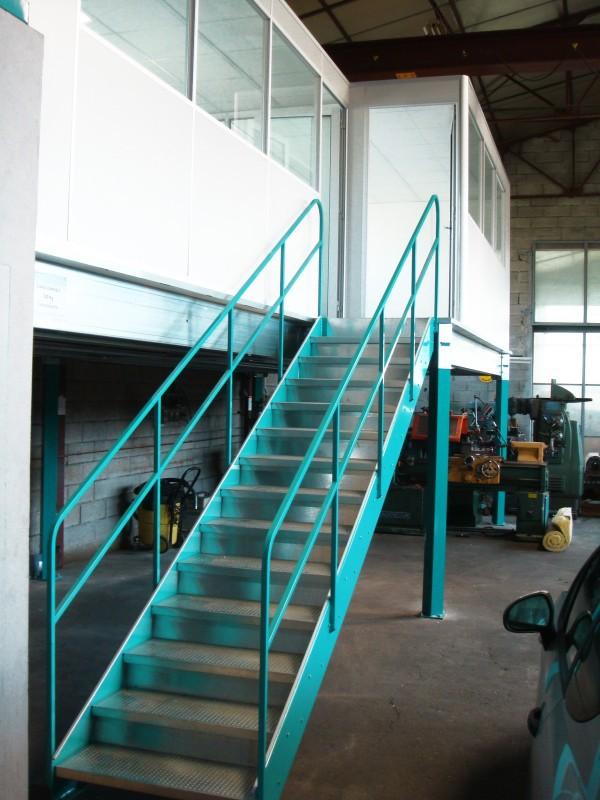 Escalier Métallique Industriel : escalier m tallique fabricant escalier industriel ~ Melissatoandfro.com Idées de Décoration
