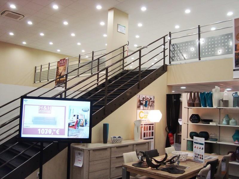 Mezzanine magasin plateforme espace commercial for Meuble mezzanine