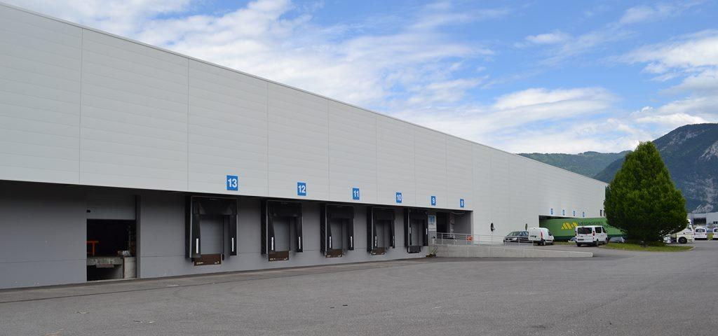 usine mezzanine Mezzatech